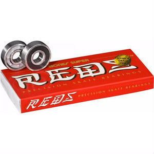 Bones® Super REDS Bearings
