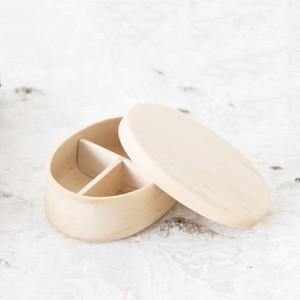 白樺のお弁当箱