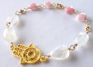 Love happiness bracelet
