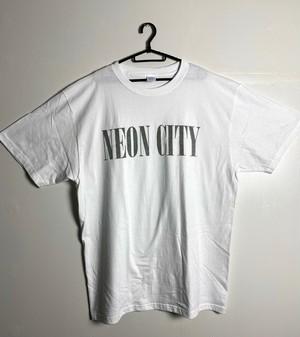 【完全限定枚数】NEON CITYオリジナルリフレクターTシャツ