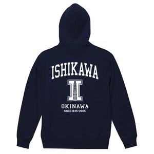 ISHIKAWA CITY PULL OVER PARKA