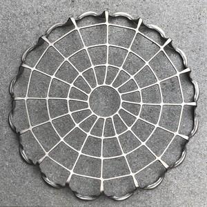 チタン製ドーム金網