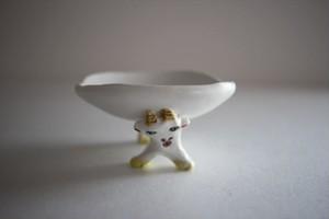 室井雑貨屋(室井夏実)|コンポート小 ヤギ