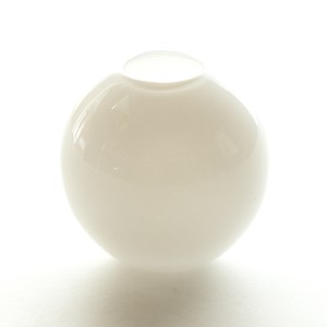 Balloon vase  -white- <受注生産>