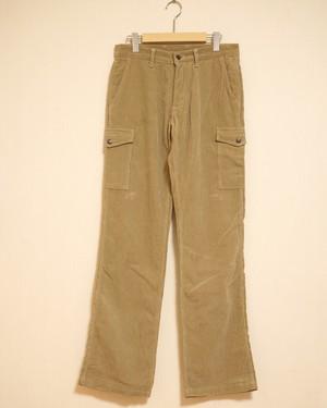 BOOT  CUT  CARGO  PANTS  (BOYSCOUTS  OF  AMERICA)BEIGE