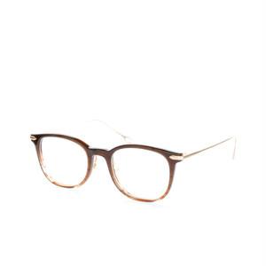 EnaLloid:エナロイド 《No.22 col.134》眼鏡 ウエリントン コンビネーション