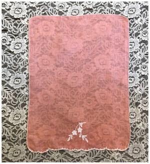 刺繍クロス キッチンクロス ヴィンテージ