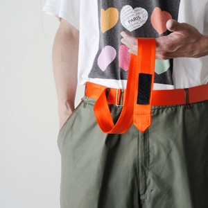 『SOK KYO』 SHIT-BELT orange