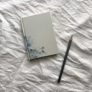 空もようのノート 17