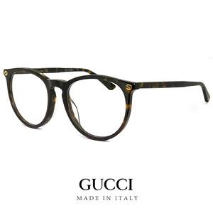 グッチ メガネ メンズ レディース ユニセックス gg0027oa 002 アジアンフィットモデル GUCCI 眼鏡 丸眼鏡 丸メガネ ボストン型