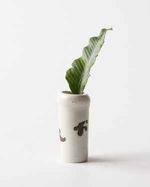 温泉街のお土産くんのフラワーベース 花瓶