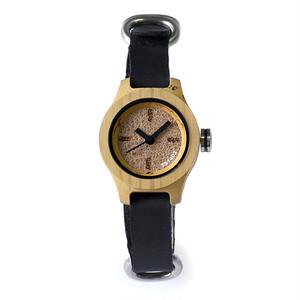 タックス TACS NATURE-S 腕時計 TS1402B ナチュラル×ブラック ナチュラル