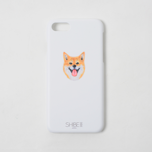 iPhone CASE SHIBE SMILE (  iPhone Xs / X / 8 / 7 / 6s / 6 )