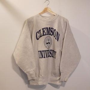 "Champion 1990's REVERSE WEAVE SizeXL ""CLEMSON UNIVERSITY"""