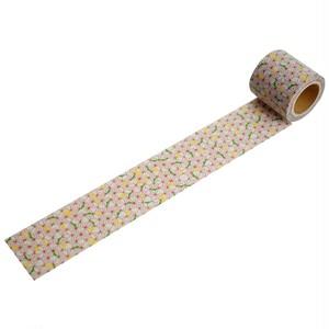 麻の葉(45mm×5m巻)YJW-03 デザイン養生テープ