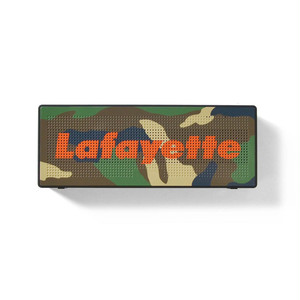 "Lafayette(ラファイエット)""Lafayette LOGO BLUETOOTH SPEAKER""[WOODLAND CAMO]"