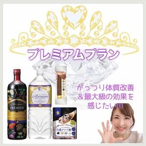 プレミアムプラン【ビエネスタル式 浄化美痩ファスティング】