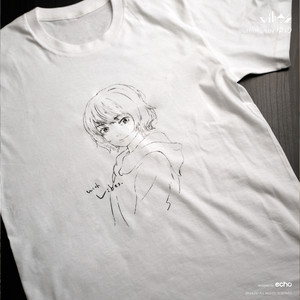 """""""with vibes"""" illust by ゆの Tシャツ"""