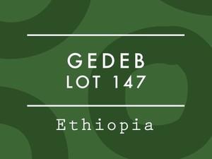 【100g】Ethiopia / GEDEB LOT 147