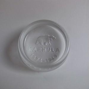 KARHULA glass ashtray