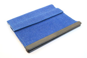 アモルフ 閉じる ブックカバー 手帳カバー A6(文庫)サイズ ジーンズ