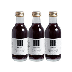 【SET】TRUNK Grape Juice ×24