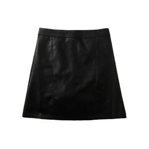 レザーミニスカート V00297