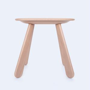 木製スツール -Atlas Stool