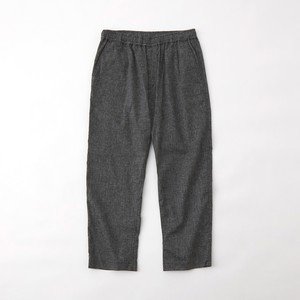 STRETCHED SAROUEL PANTS - CHARCOAL