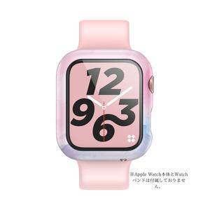 CaseStudi ケーススタディ Apple Watch PRISMART case Series4 アップルウォッチ デザイン ハード ケース 男女兼用 シリーズ4 シリーズ5 40mm 国内正規品