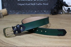 """Garrison Belt STD"" Green"
