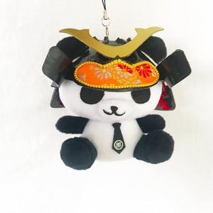 カッコイイ × カワイイ = 戦国パンダ部長(今川義元)。マスコットキャラクターとのコラボ商品を実現!♪( ´▽`)