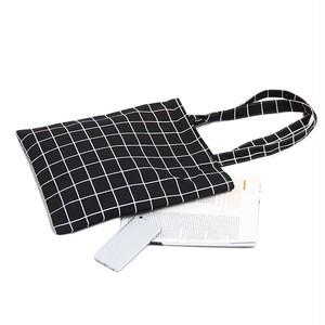 Travel Canvas Bag Shopping Bag Tote Beach Casual Handbag コットン カジュアル トートバッグ ビーチ ハンドバッグ (HMS99-4155148)