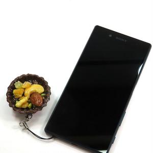 チョコタルト 食品サンプル キーホルダー ストラップ マグネット