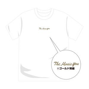 【NEW!】刺繍Tシャツ / ホワイト