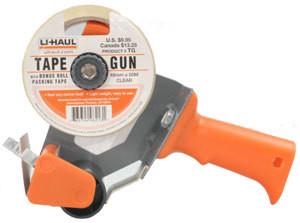 U-HAUL テープandカッター (Uホール・梱包テープ)