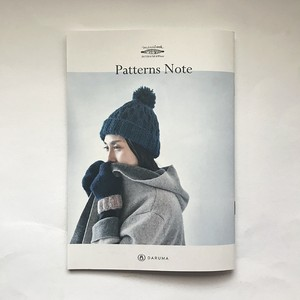 <DARUMA> Patterns Note(KN12)