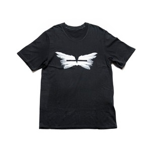 617CPM11-BLACK / ウィングTシャツ