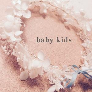 【送料無料】記念日に♡baby・Kids花冠 -あじさいとかすみ草-