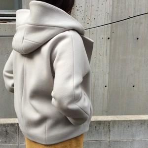CLOCHE/ショート2WAYコート