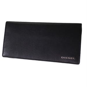 ディーゼル DIESEL 長財布 メンズ X05660 P1752 H6818 ブラック