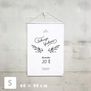 【タペストリー】 Sサイズ:60×90cm 選べるデザイン 20種