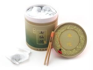 ドアンシリーズ 古樹プーアル生茶 2008 小沱茶