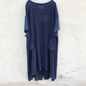 stof Amish Mods one-piece (blue)
