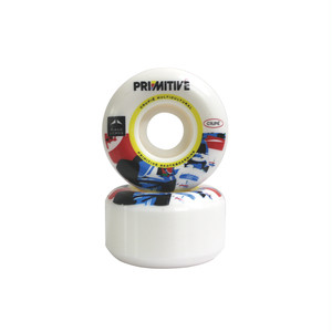 CRUPIE WHEELS PRIMITIVE x CRUPIE TIAGO LEMOS Wide Shape 51mm