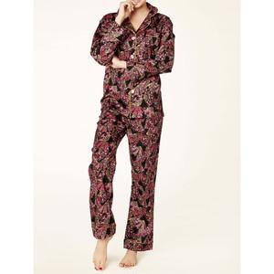 レディースパジャマ 長袖 コットン BedHead Pajamas ベッドヘッドパジャマズ Fan Dance