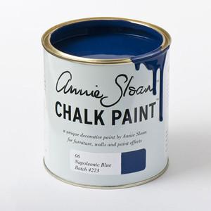 anniesloanチョークペイント  ◆ナポレオンブルー Napoleonic Blue[6] 【1L缶】