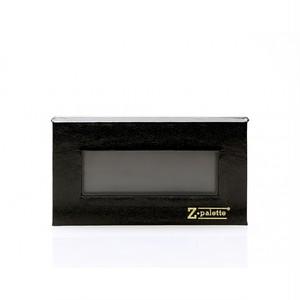 Zパレット メイクアップパレット ミニ(カラー:ブラック/サイズ:MINI) by Z palette ZP-MINIZ53326