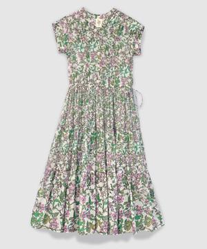 海辺に咲くばらのドレス