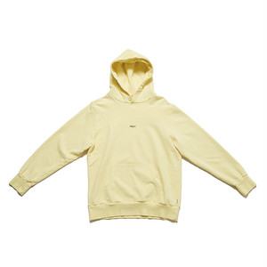 """SPICE COLOR HOODIE """"FRUIT"""" - YELLOW"""